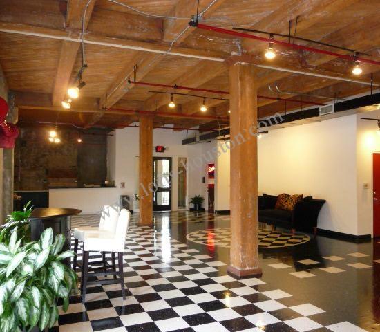 Lofts For Rent: 711 William, 77002