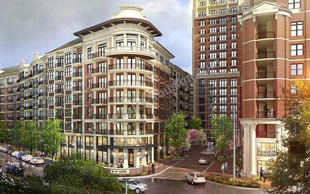 The James River Oaks Mid Lane 77027 Lofts Houston