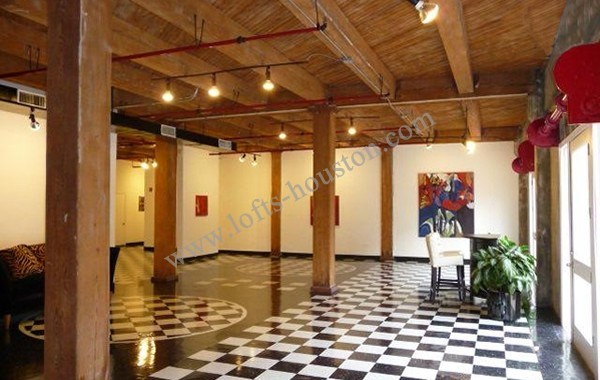 Lofts in Houston For Rent | Downtown