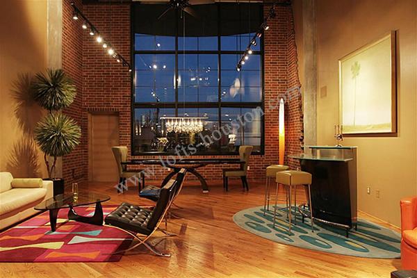 Metropolis | Loft building in River Oaks | Lofts-Houston