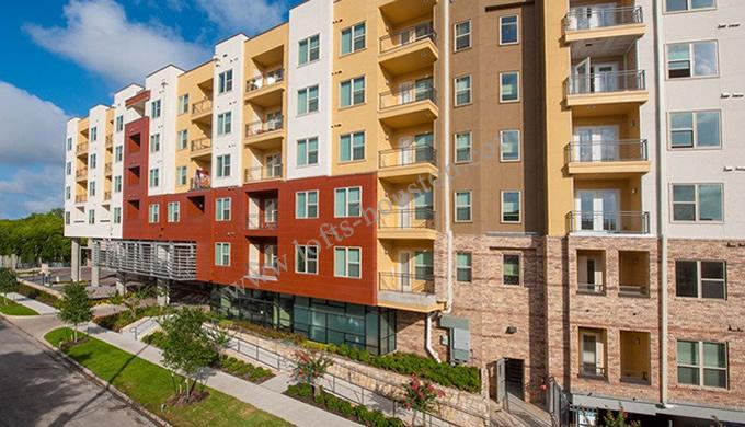 Houston Med Center Apartments