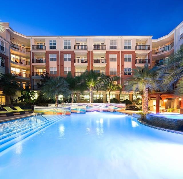 Furnished Apartments Houston: Southwest Fwy, 77027