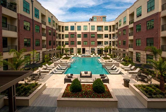 Millennium Park Plaza Apartments