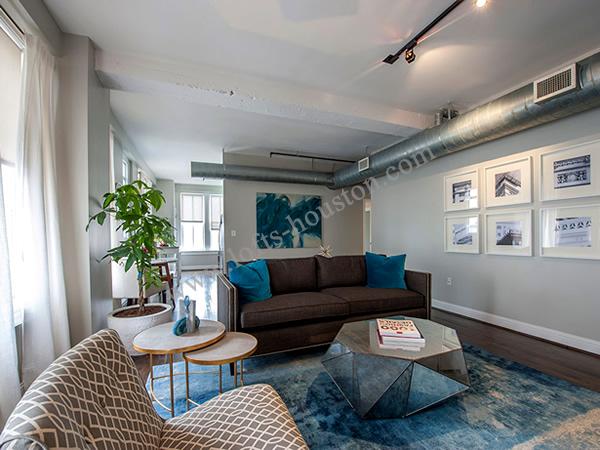 Midtown Houston Apartments Lofts