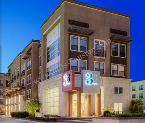 Thirty Three Apartments Houston