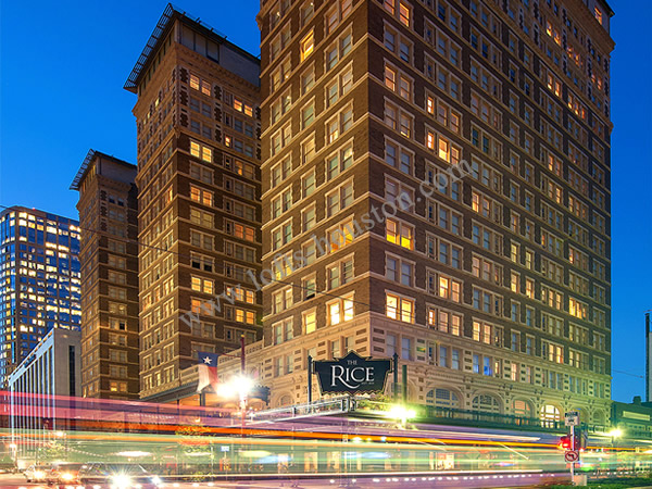 High Rise Loft Apartment